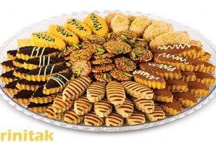 فروش شیرینی خانگی مخصوص عید
