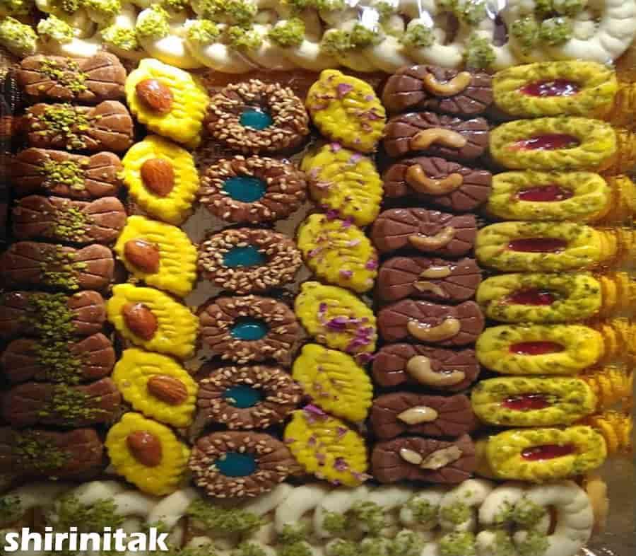 شیرینی آجیلی